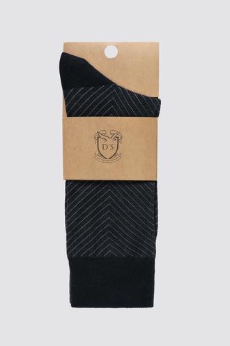 Ds Damat Lacivert Çorap - 8682060861238 | D'S Damat