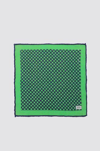 Ds Damat Yeşil Mendil - 8682445334012 | D'S Damat