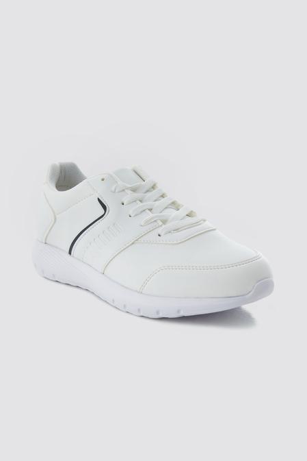 Ds Damat Beyaz Ayakkabı - 6725695023359 | D'S Damat
