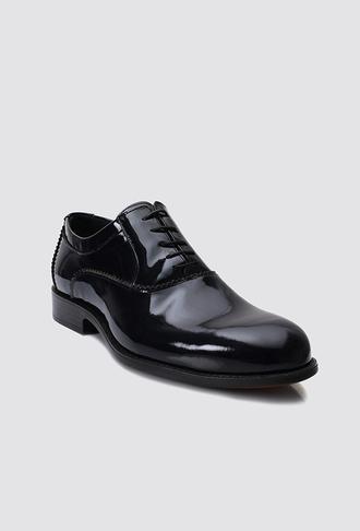Ds Damat Siyah Smokin Ayakkabı - 8682445234275 | D'S Damat