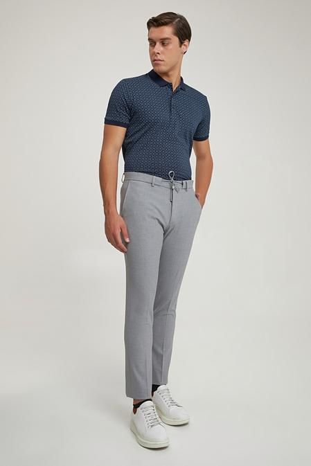 Twn Slim Fit Gri Jogger Pantolon - 8682445187168 | D'S Damat