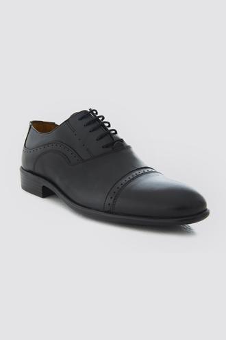 Ds Damat Siyah Ayakkabı - 8682445175493 | D'S Damat