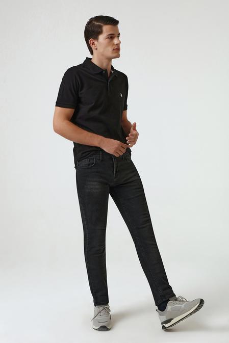 Twn Super Slim Fit Antrasit Denim Pantolon - 8682445480580 | D'S Damat