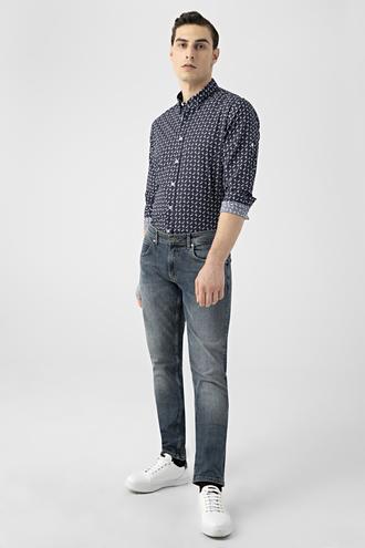 Tween Super Slim Fit Lacivert Denim Pantolon - 8681649279341 | Damat Tween