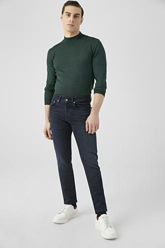 Damat Lacivert Denim Pantolon - 8681649312673 | Damat Tween