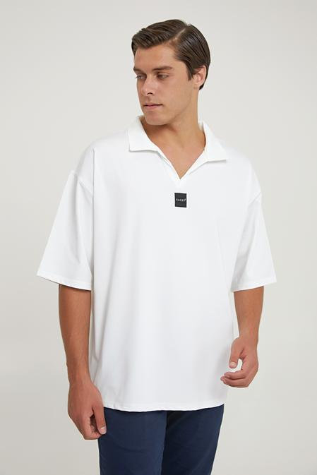 Tween Ekru Recycle T-shirt - 8682364815579 | Damat Tween
