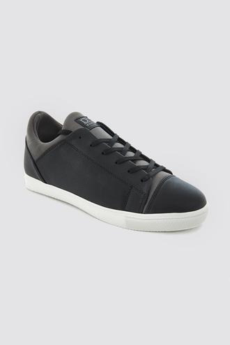 Twn Siyah Ayakkabı - 6725695038698 | D'S Damat