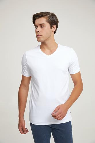 Tween Beyaz T-shirt - 8682364587391 | Damat Tween