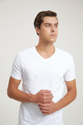 Tween Beyaz T-shirt - 8682364529711 | Damat Tween