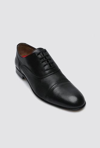 Tween Siyah Ayakkabı - 8695460245034 | Damat Tween