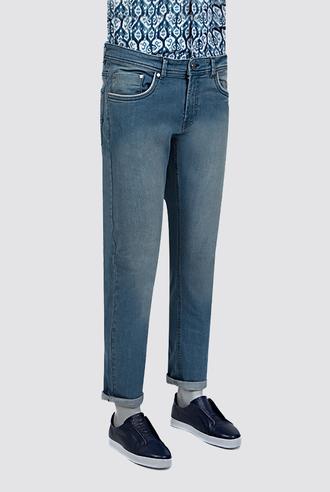 Twn Super Slim Fit Mavi Denim Pantolon - 8681779296812 | D'S Damat