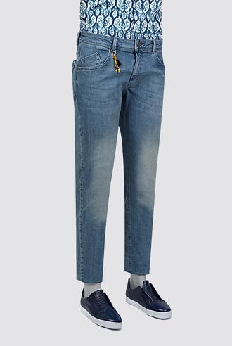 Twn Slim Fit Lacivert Denim Pantolon - 8681779297031 | D'S Damat