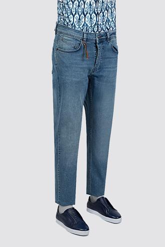 Twn Slim Fit Lacivert Denim Pantolon - 8681778944295 | D'S Damat