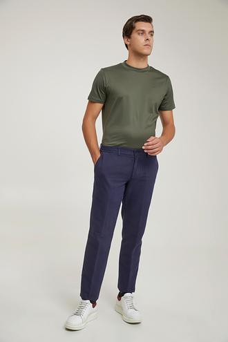 Damat Slim Fit Lacivert Jogger Pantolon - 8682364630141 | Damat Tween