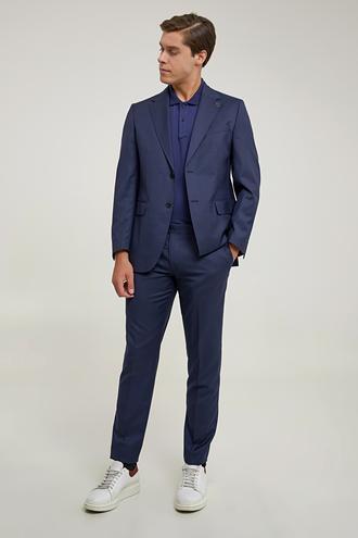 Damat Regular Fit Lacivert Yelekli Takım Elbise - 8682364831944 | Damat Tween
