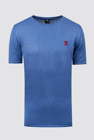 Tween Mavi Trıko - 8681649183334   Damat Tween