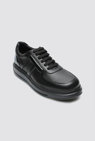 Tween Siyah Ayakkabı - 8682364387175   Damat Tween