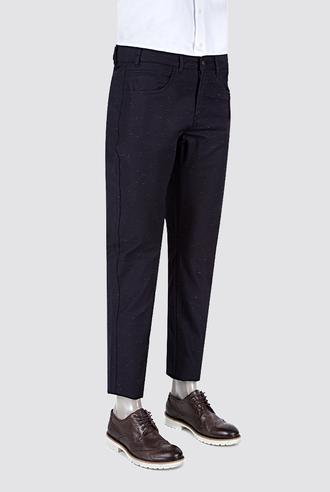 Twn Slim Fit Lacivert Chino Pantolon - 8681494247786   D'S Damat