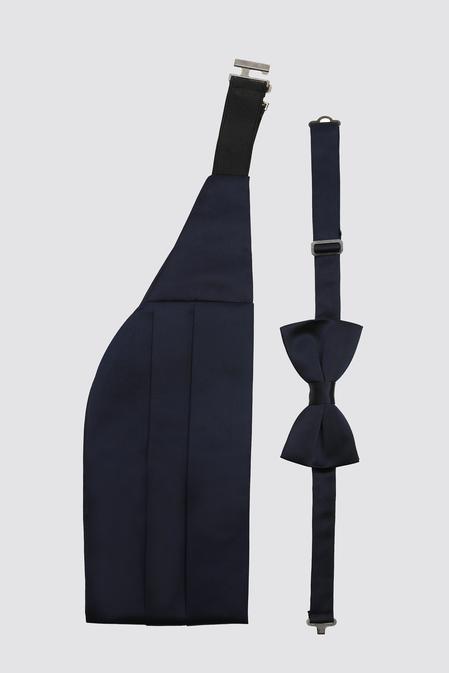 Tween Lacivert Kusak-papyon Set - 8682364808854 | Damat Tween