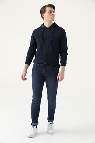 Tween Super Slim Fit Lacivert Denim Pantolon - 8682364761135 | Damat Tween