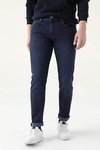 Tween Super Slim Fit Lacivert Denim Pantolon - 8682364916047 | Damat Tween