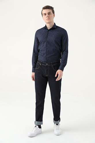 Tween Super Slim Fit Lacivert Denim Pantolon - 8682364761265   Damat Tween