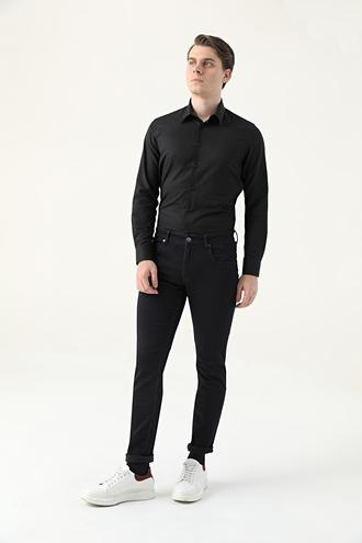 Tween Super Slim Fit Lacivert Denim Pantolon - 8682364761753 | Damat Tween