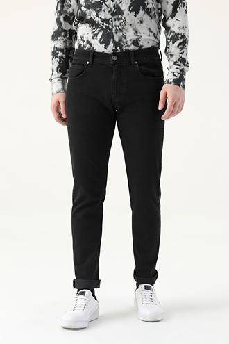Tween Super Slim Fit Siyah Denim Pantolon - 8682364916580   Damat Tween