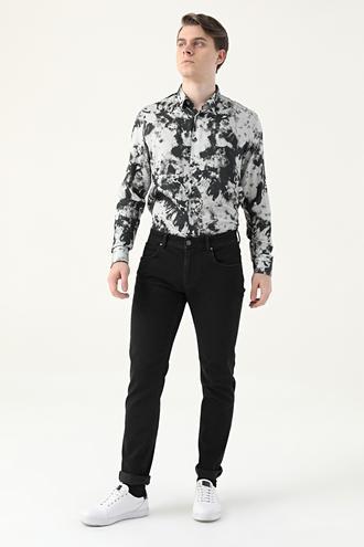 Tween Super Slim Fit Siyah Denim Pantolon - 8682364762194   Damat Tween