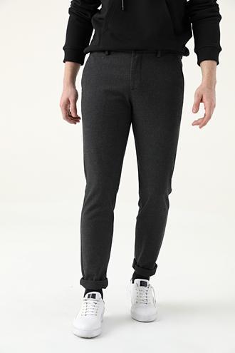 Tween Slim Fit Antrasit Chino Pantolon - 8682364913398   Damat Tween