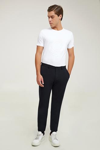Damat Slim Fit Siyah Chino Pantolon - 8682364910960   Damat Tween
