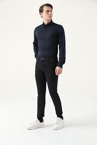 Tween Super Slim Fit Lacivert Chino Pantolon - 8682364744985   Damat Tween