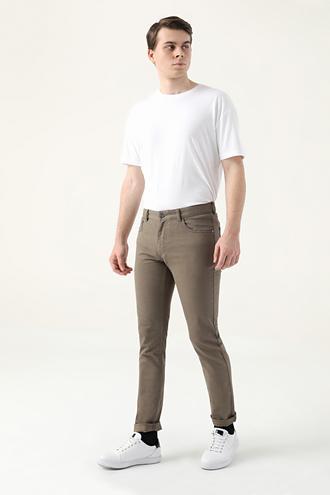 Tween Super Slim Fit Vizon Chino Pantolon - 8682364745395   Damat Tween