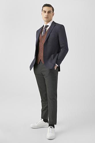 Tween Slim Fit Bordo Kombinli Takım Elbise - 8682364830305 | Damat Tween