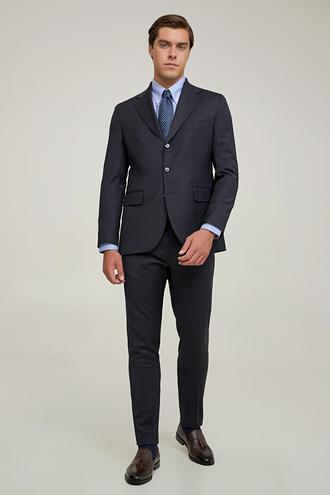 Damat Regular Fit Lacivert Takım Elbise - 8682364828524 | Damat Tween