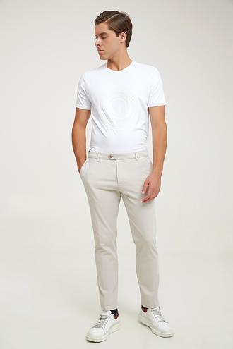 Damat Slim Fit Taş Chino Pantolon - 8682364961320   Damat Tween