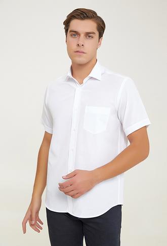 Ds Damat Regular Fit Beyaz Gömlek - 8682445409147 | D'S Damat