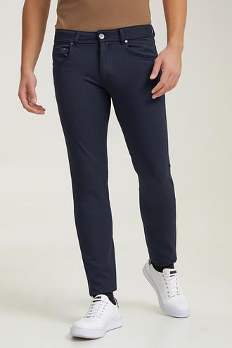 Tween Super Slim Fit Lacivert Chino Pantolon - 8682364819065   Damat Tween